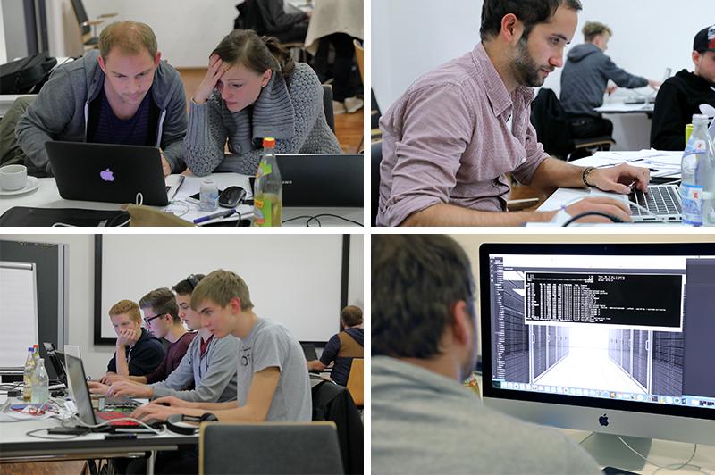 Hackathon Gallerie