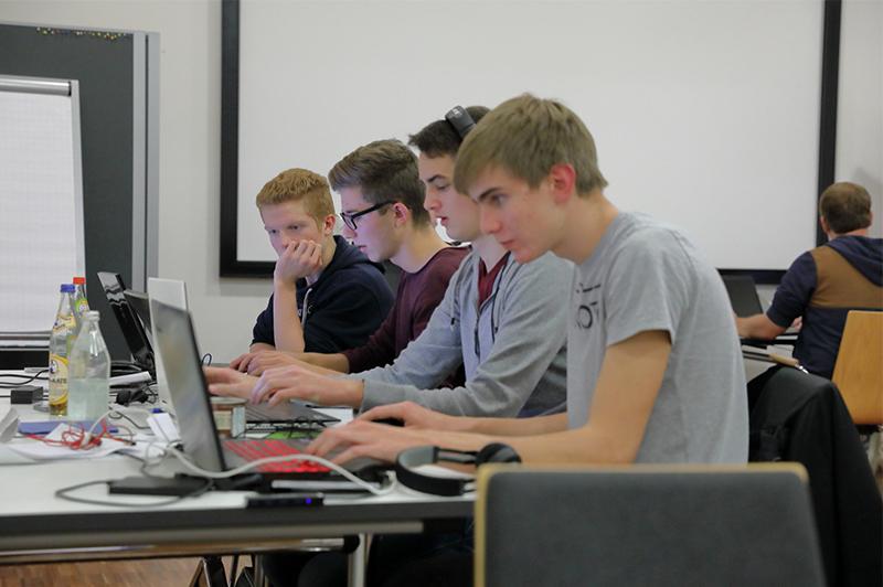 Hackathon für Hacker