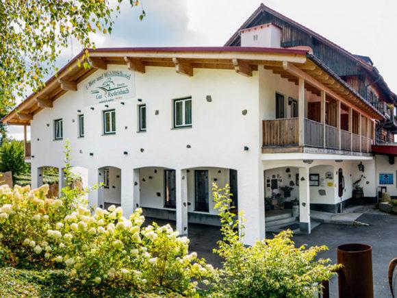 Bier- und Wohlfühlhotel Gut Riedelsbach