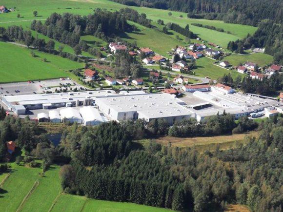 Der Standort von Aptar in FRG