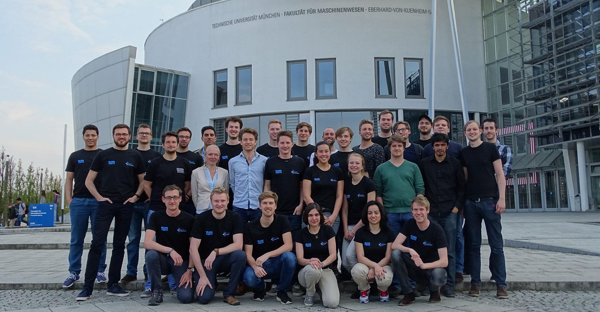 Hyperloop Team