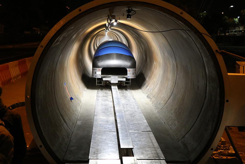 Hyperloop Prototype