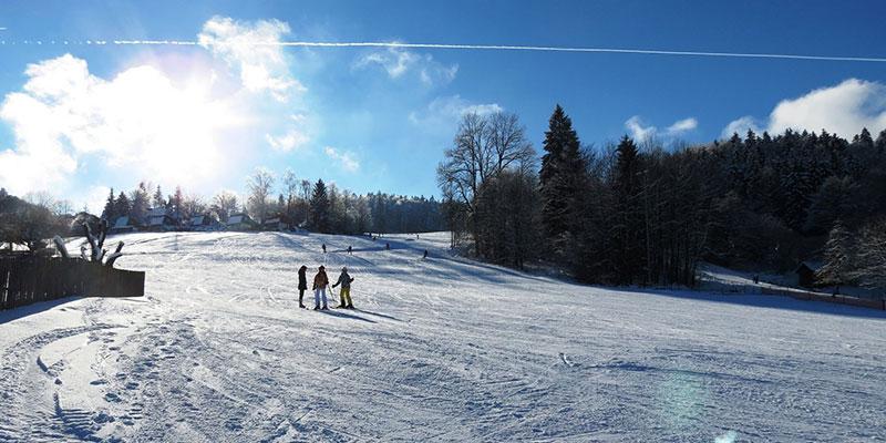 Wintersport in Freyung