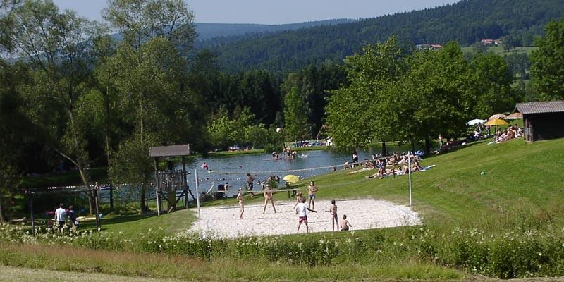 Baden im See Gemeinde Jandelsbrunn