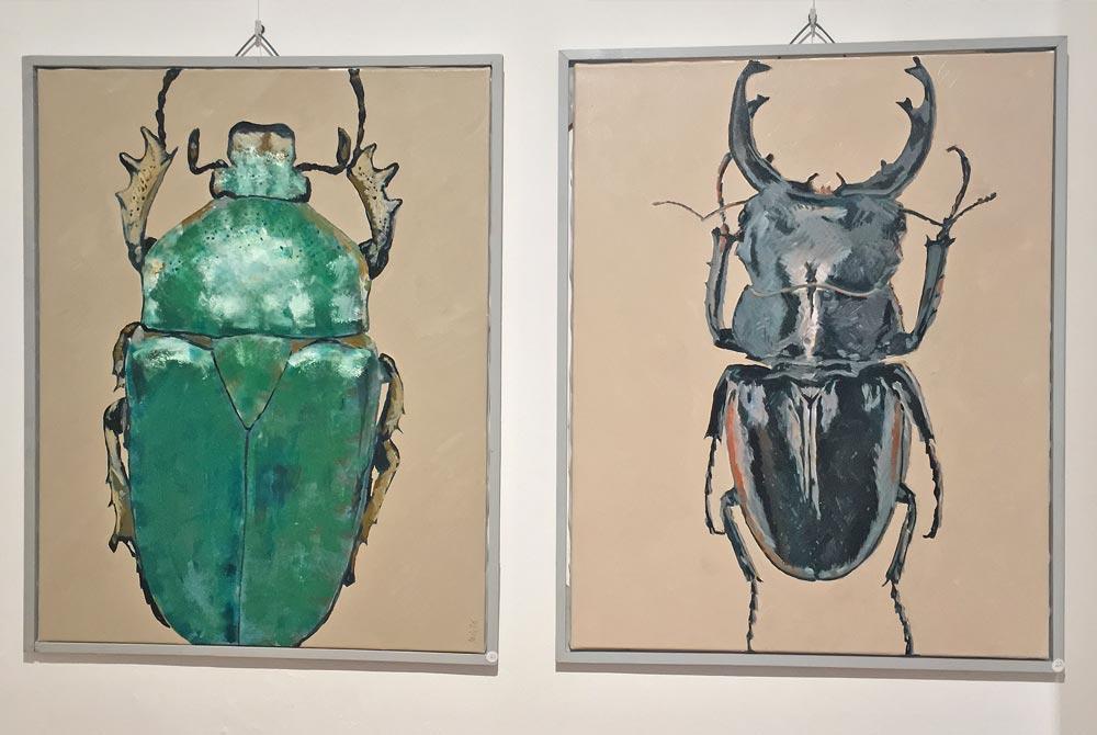 Kunst von Alfons Neubauer