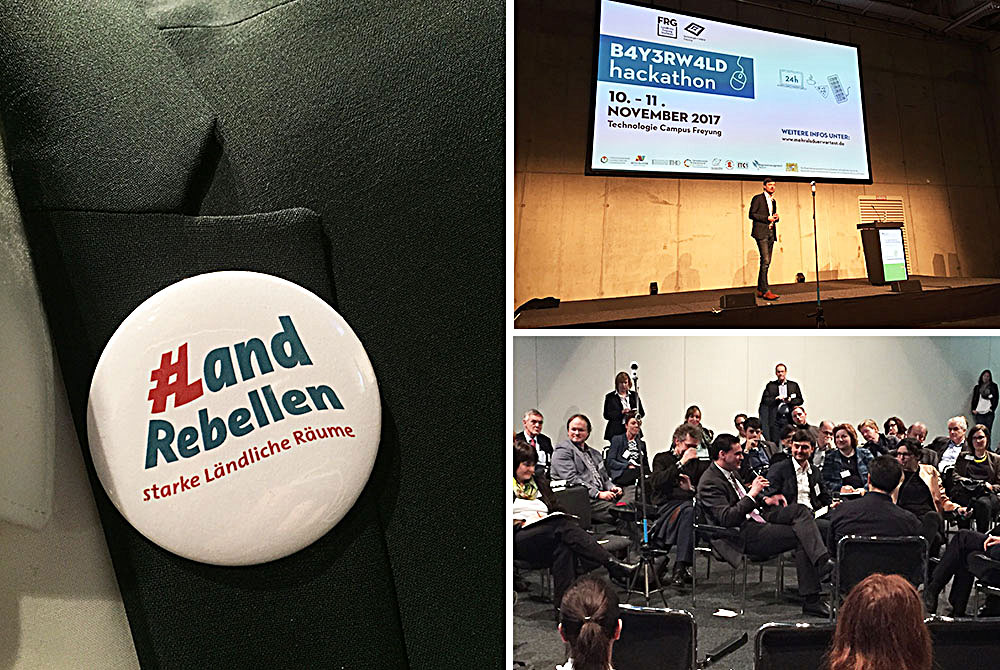 Eindrücke der Grünen Woche in Berlin