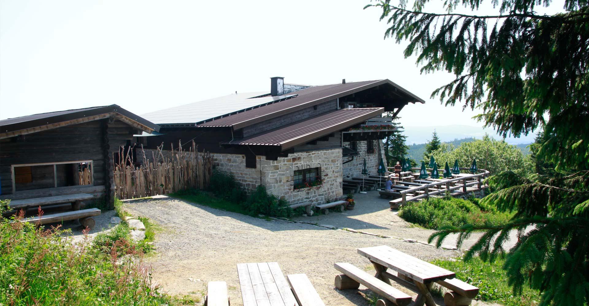 Lusenschutzhaus