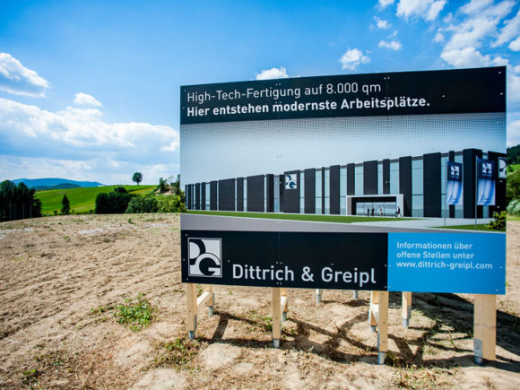 Neubau Dittrich und Greipl