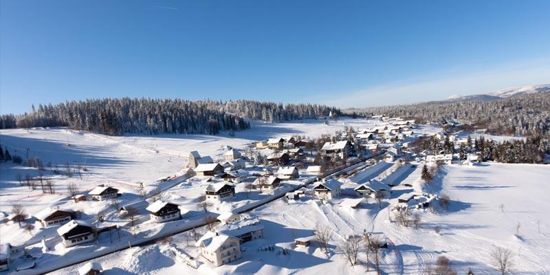 Philippsreut im Winter