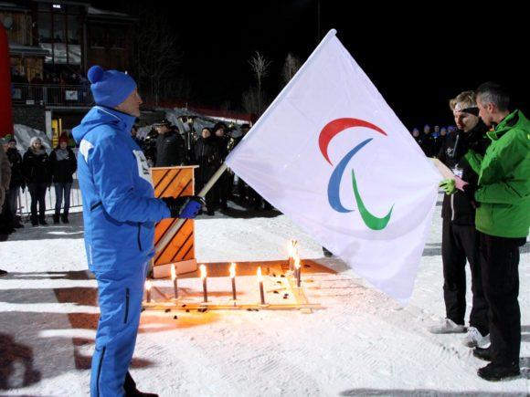 Eröffnung der World Para Nordic Skiing Championships