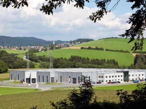 Wagner Metalltechnik Gebäude
